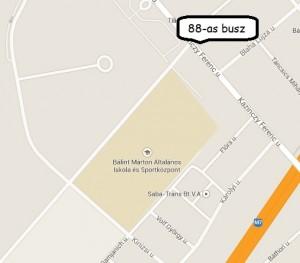Suli térkép